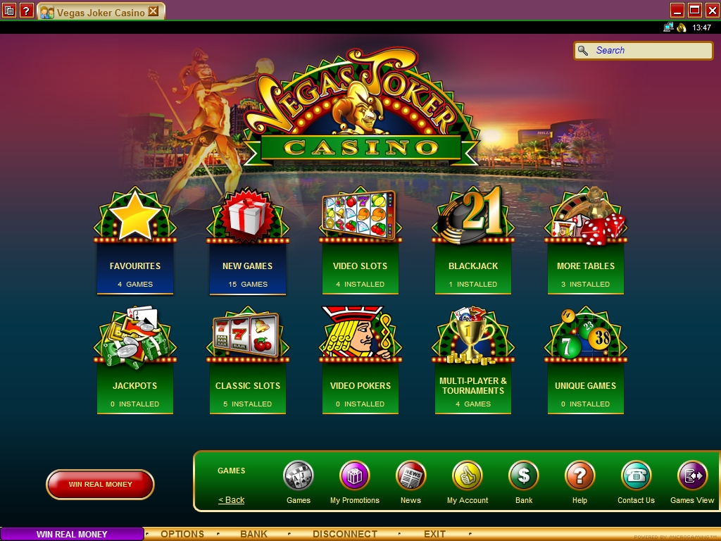 Omni Online Casino New Banking Option