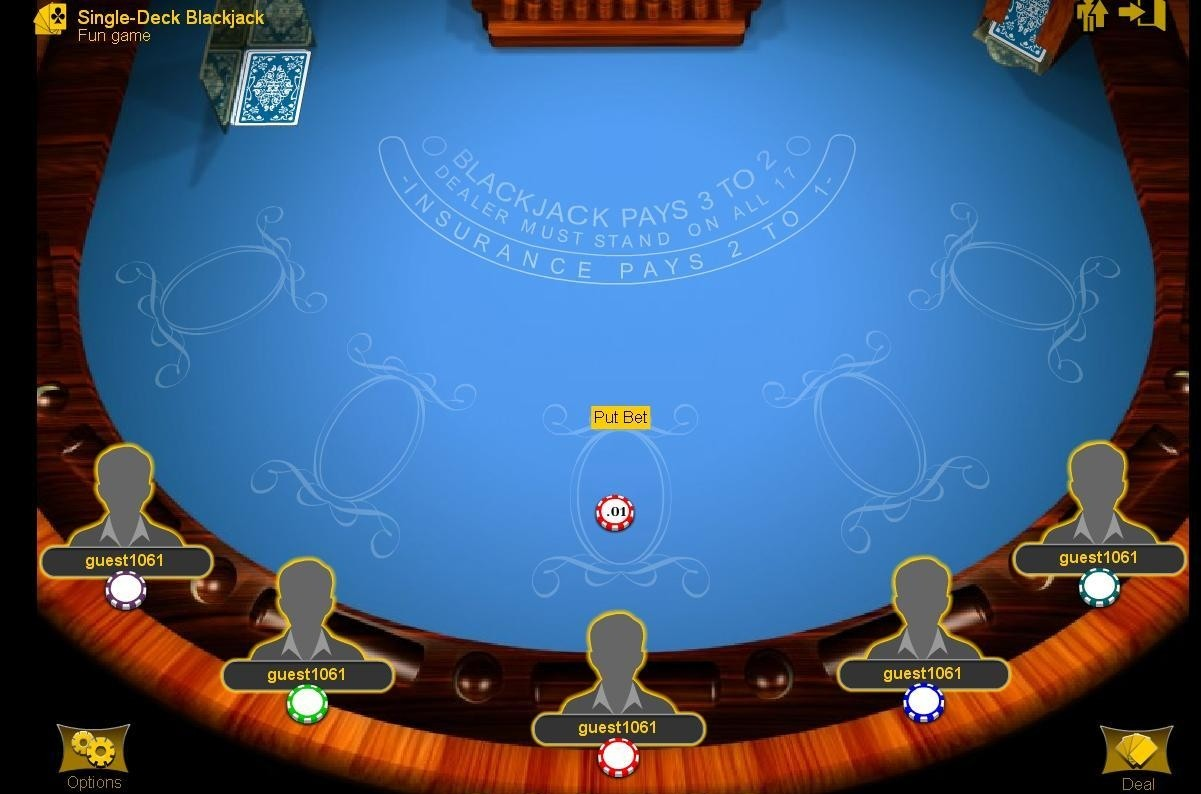 No1 Blackjack Online For Real Money – Accepting Players World Wide